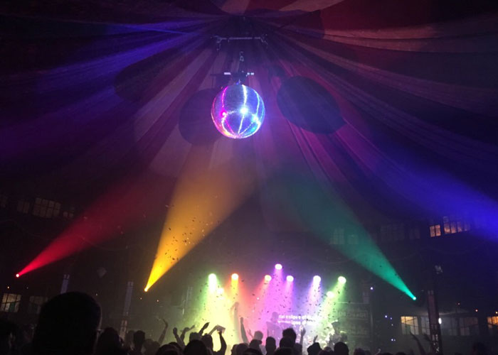 , Curve IT to keep Brighton Spiegeltent connected with renewed contract for Brighton Fringe