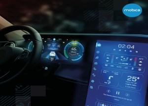 Mobica partners with Mediatek to deliver innovative Digital Cockpit concept