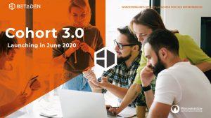 Final Eight Are Chosen to Join Tech Accelerator BetaDen's Cohort 3.0 This June