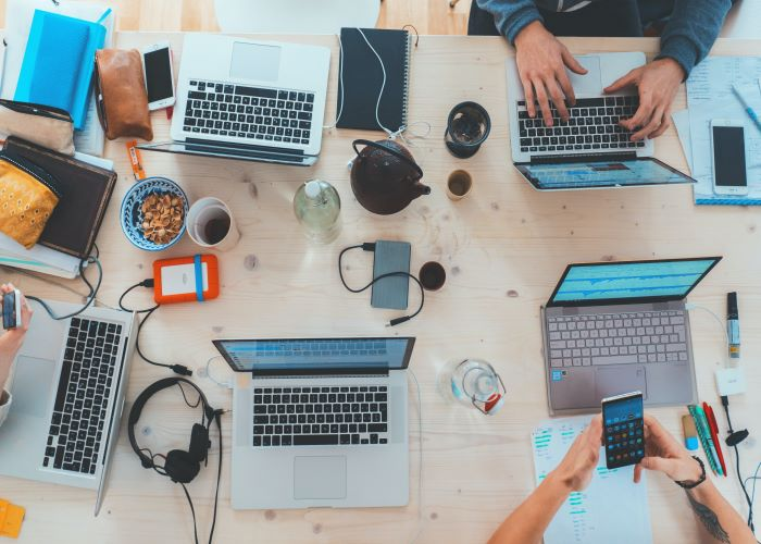 Work is changing and our workspaces must follow