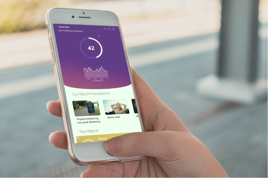 Birmingham tech developer debuts Lumien platform to shed light on workplace mental health