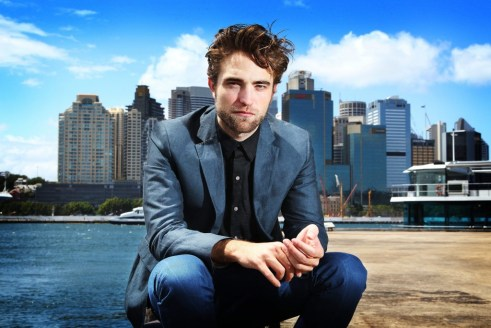 Robert Pattinson - Sydney