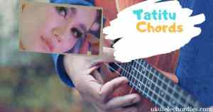 Read more about the article Ayu Ting Ting – TATITUT Ukulele Chords