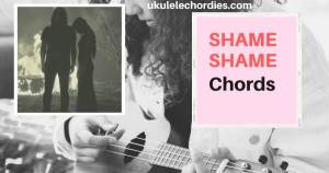 Read more about the article Foo Fighters – Shame Shame Ukulele Chords