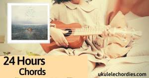 24 Hours Ukulele Chords by Shawn Mendes