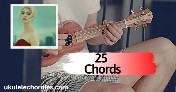 25 Ukulele Chords by The Pretty Reckless (Easy)