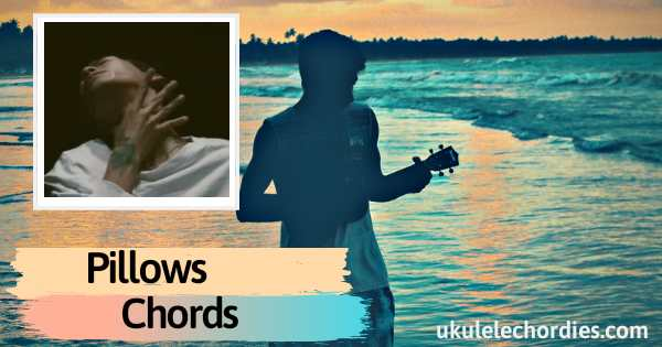 EAJ feat. KESHI – Pillows Ukulele chords