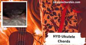 HYD Ukulele Chords By Hayley Williams