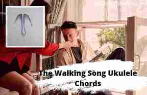 The Walking Song Ukulele Chords By Jack Stauber