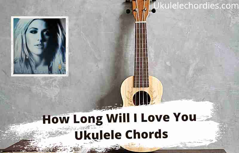 Read more about the article How Long Will I Love You Ukulele Chords By Ellie Goulding