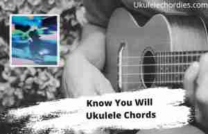 Know You Will Ukulele Chords By Hillsong United