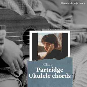 Read more about the article Partridge Ukulele chords by Clairo