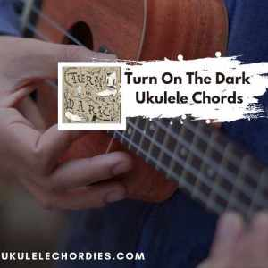 Read more about the article Turn On The Dark Ukulele Chords by Nick Shoulders