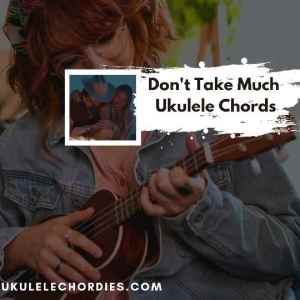Read more about the article Dont Take Much Ukulele Chords by Brian Kelley