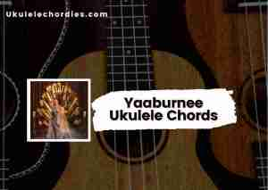 Read more about the article Yaaburnee Ukulele Chords by Halsey
