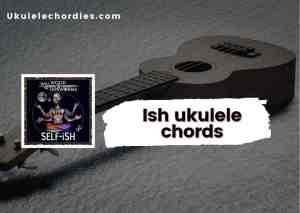 Read more about the article Ish ukulele chords by Will Wood and the Tapeworms