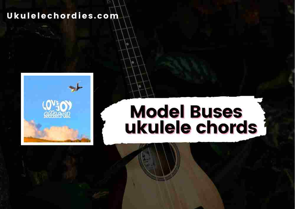 Read more about the article Model Buses ukulele chords by Lovejoy