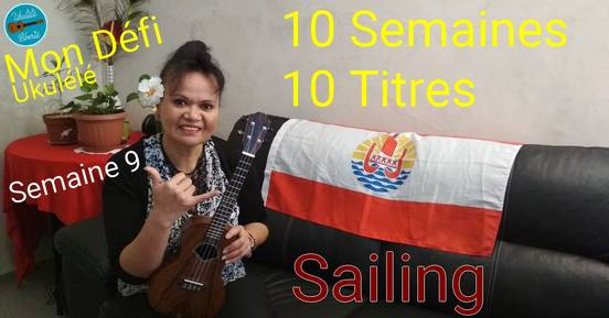 I am Sailing Ukulélé