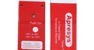 USB Data Logger Suhu D25, D50, D99
