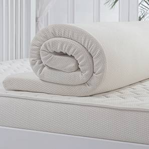 Mattress Topper   Pads   Buy Toppers Mattress Online in India     Manteau Cocoon  Memory Foam Mattress Topper   King Mattress Toppers Size   by Urban