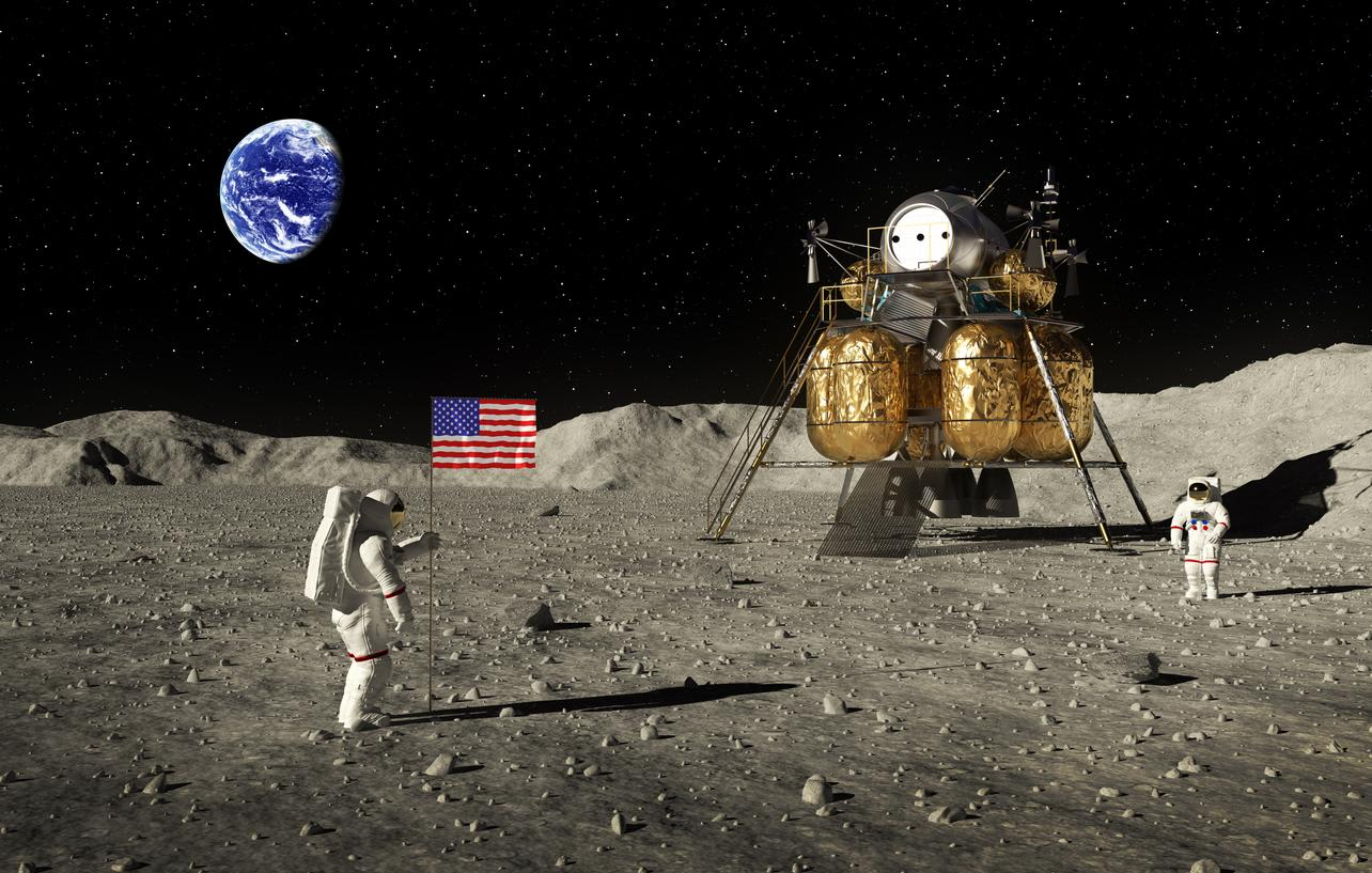 Do You Support Efforts To Return Astronauts To The Moon