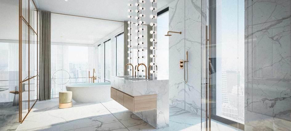 Modern Luxury Bathroom The Art Of Interior Design Ula Burgiel