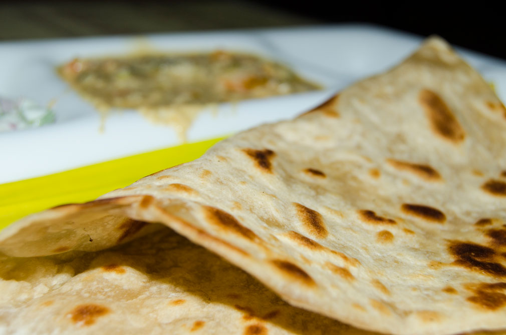 Recette chapatis