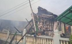 Sempat Terdengar Dentuman saat Kebakaran Rumah di Tanjungpinang