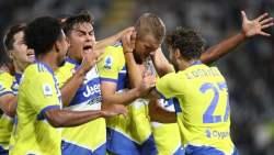 Gagal 4 Laga Awal, Juventus Akhirnya Raih Kemenangan Pertama