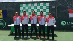 Indonesia Tumbang dari Barbados 1-3 di Davis Cup 2021