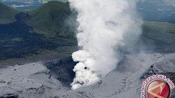 Gunung Aso Jepang meletus, Semburkan Abu Vulkanik 3500 Meter