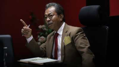 Jumaga Nadeak Berpesan kepada HIMA PERSIS Kepri Agar Banggakan Orang Tua