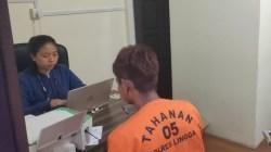 Satreskrim Polres Lingga Tangkap Pelaku Rudapaksa Anak Sedang Haid