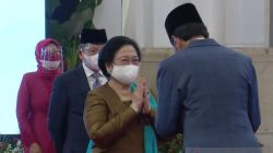 Megawati Dilantik Sebagai Ketua Dewan Pengarah BRIN