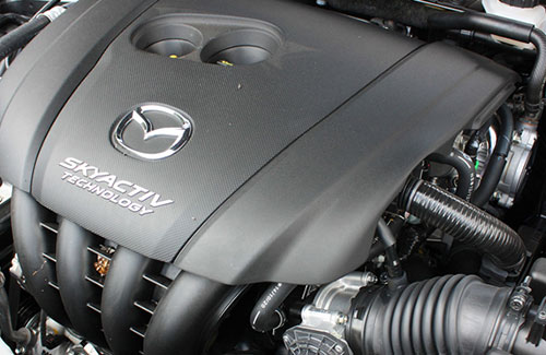 Mesin Mazda CX-3