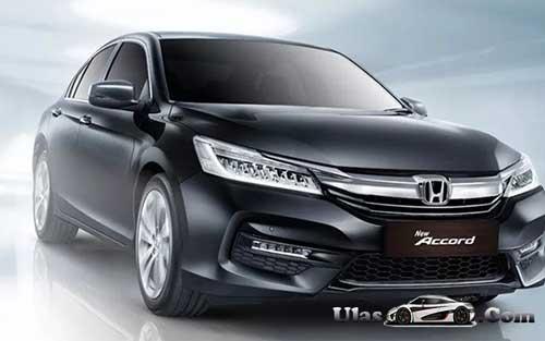 Harga Honda New Accord