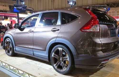 Modifikasi Honda CRV