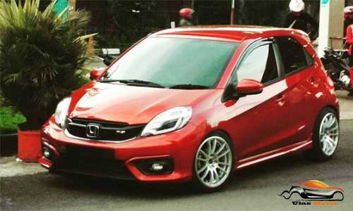 modifikasi honda brio
