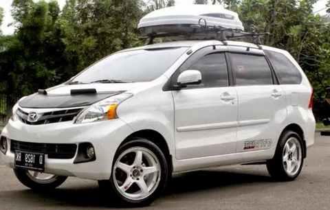 Modifikasi Daihatsu Xenia 3