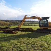 Iron Age settlement found near Brixworth in Northamptonshire