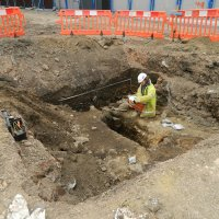 Secrets beneath Jubilee Square revealed