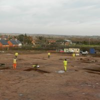 Bronze Age barrow and Anglo-Saxon cemetery discovered at Rothley, Leicestershire