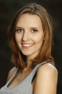 Ula Zawadzka aktorka actress headshot portret