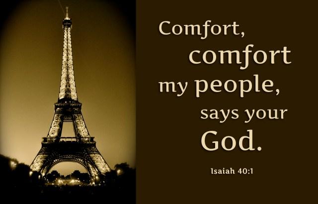 Isaiah 40-Paris