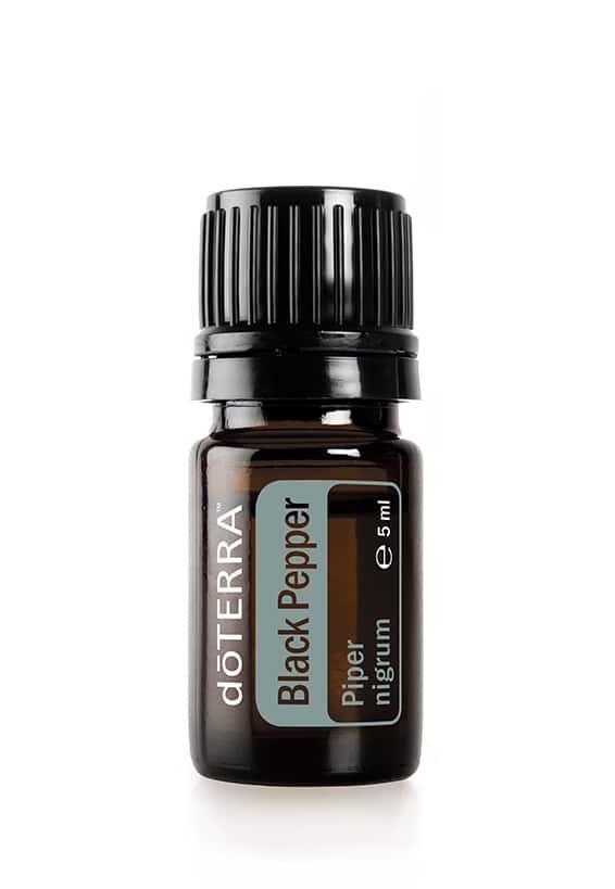 Piper negru – Piper nigrum – Black Pepper