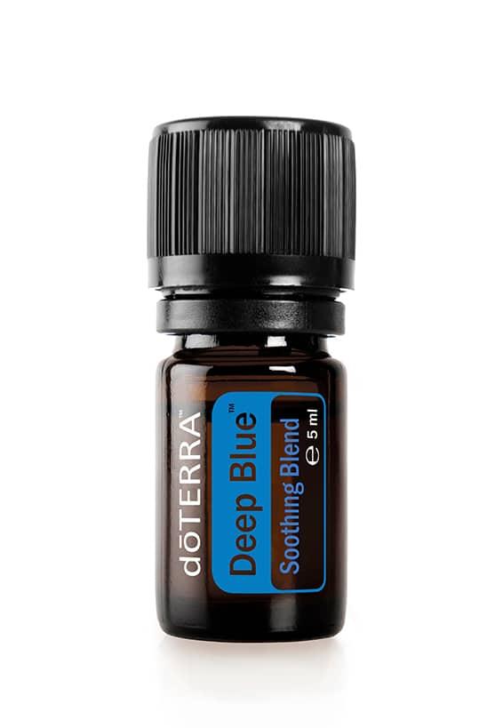 Deep Blue®  Amestec pentru calmarea durerii