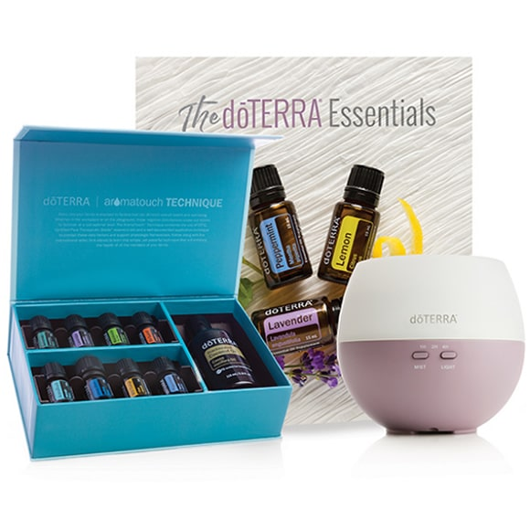 AromaTouch Diffused