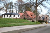 Klein Reken, Dokumentation, Foto, Dorf, Entwicklung