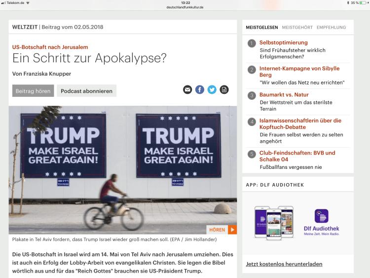 Trump Apocalypse