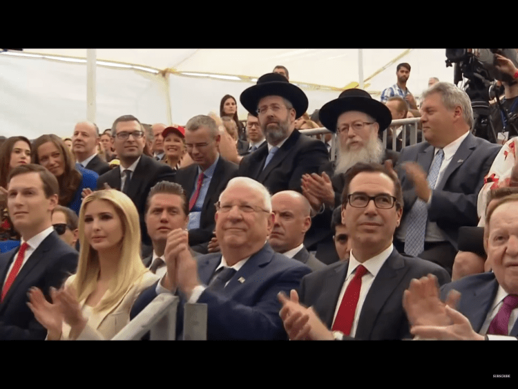 President Rivlin, Chief Rabbis of Israel